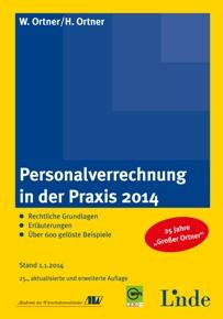 Personalverrechnung in der Praxis 2014